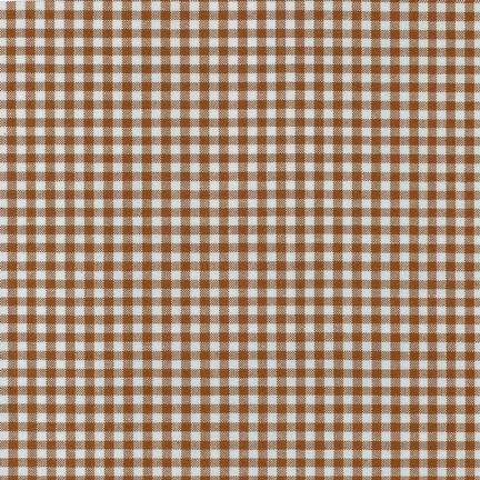 Carolina Gingham - Chocolate 1/8""
