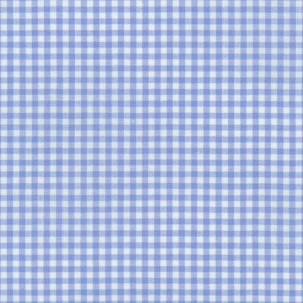 Carolina Gingham - Periwinkle 1/8""