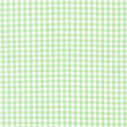 Sevenberry: Carolina Gingham - Mint