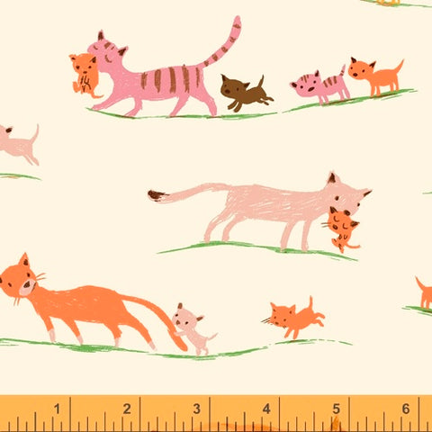 Windham-Fabrics-Heather-Ross-20th-Anniversary-Morning-Cats-40931A-5