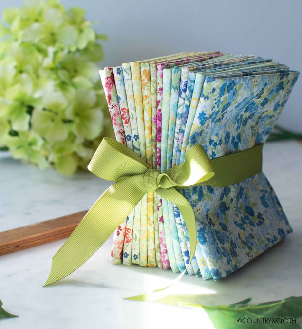 Gray Sky Studio - Garden Delight II - Fabric Bundle