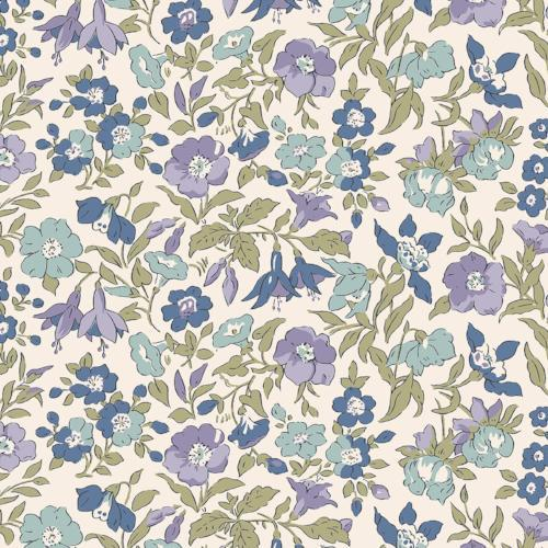English Garden - Mamie Periwinkle
