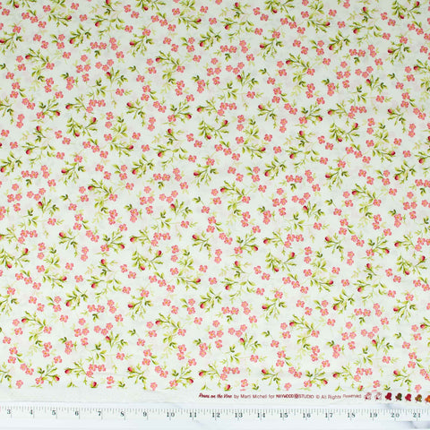 maywood-studios-roses-on-the-vine-by-marti-mitchell-scattered-pink-flowers-cream-mas8435-w