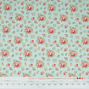 poppie-cotton-dots-and-posies-teal-primroses-dp20411