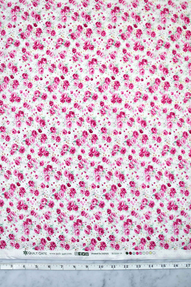 quilt-gate-sweet-rose-ruru-bouquet-small-roses-white-2330-14a