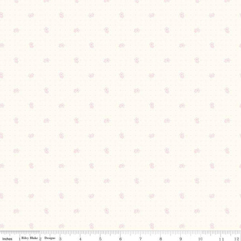 riley-blake-bee-backgrounds-daisy-C6380-PINK