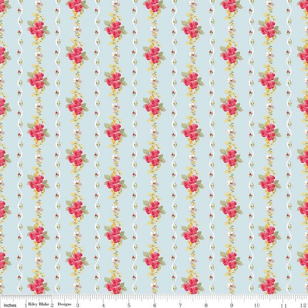 riley-blake-farmhouse-floral-stripe-C6882-BLUE