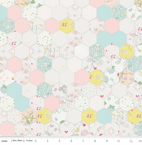 riley-blake-serendipity-hexagon-c7261-cream