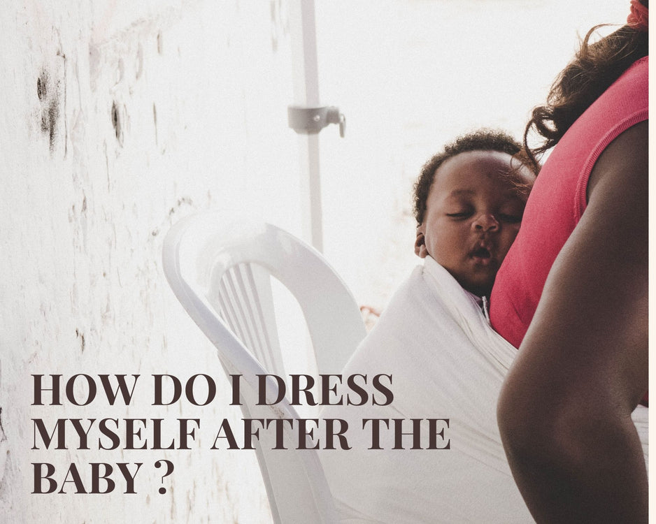 A Postpartum Fashion Guide for Moms
