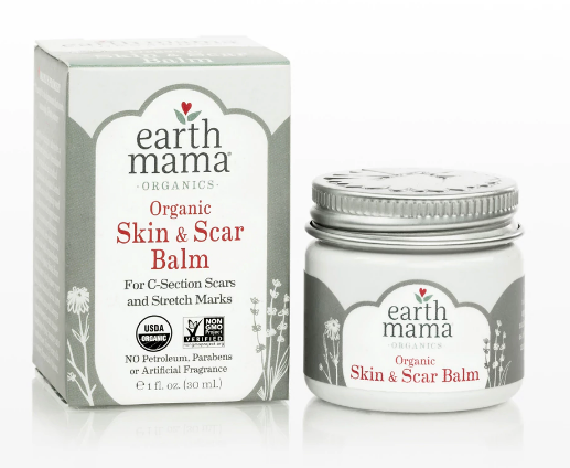 Earth Mama Organics Organic Skin and Scar Balm