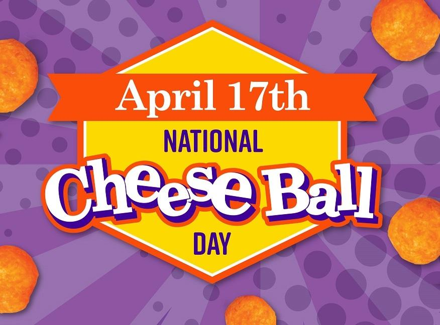 FINALLY, SOMETHING TO CELEBRATE: IT'S NATIONAL CHEESEBALL DAY!