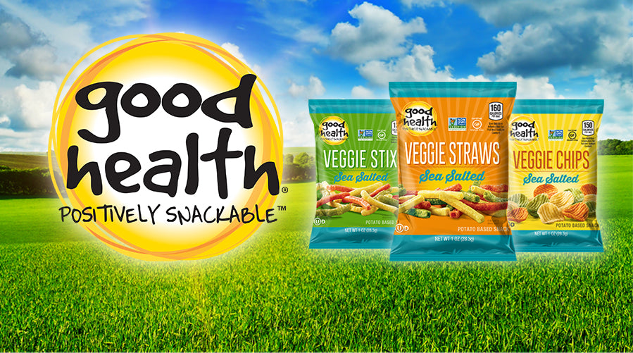 About Good Health Snacks Utz Quality Foods Our Snack Brands