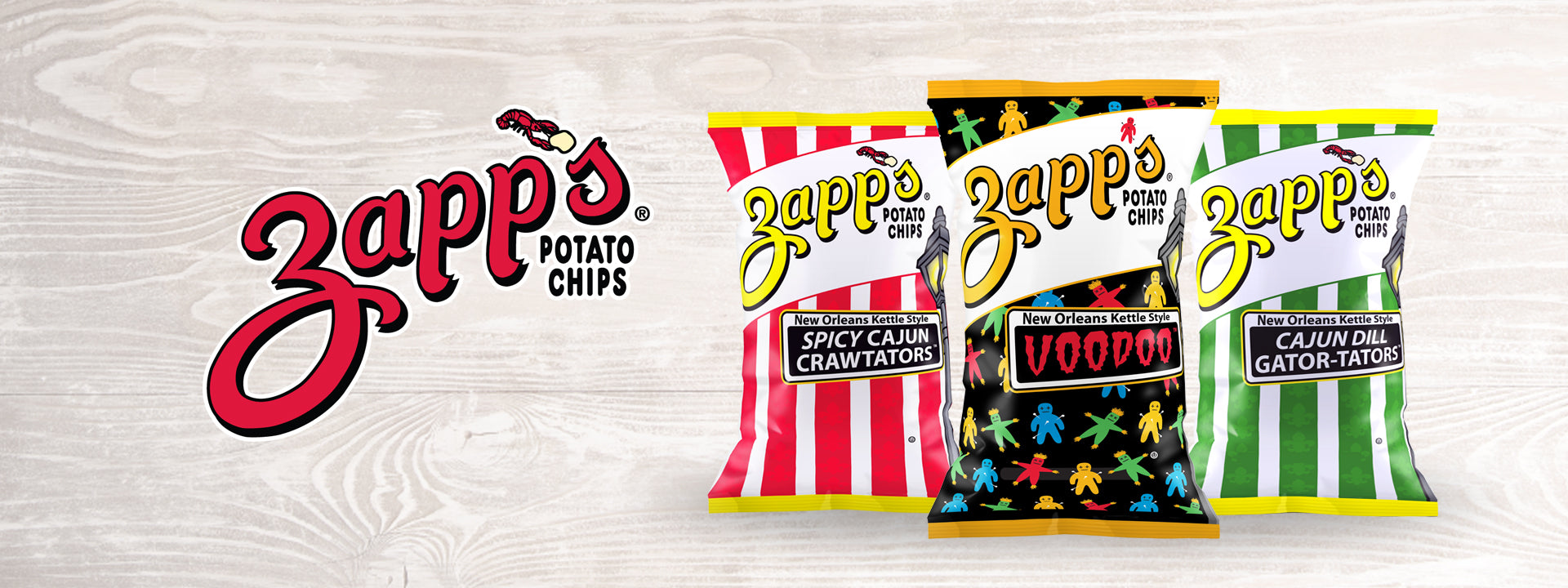 About Zapps Potato Chips Utz Quality Foods Our Snack Brands