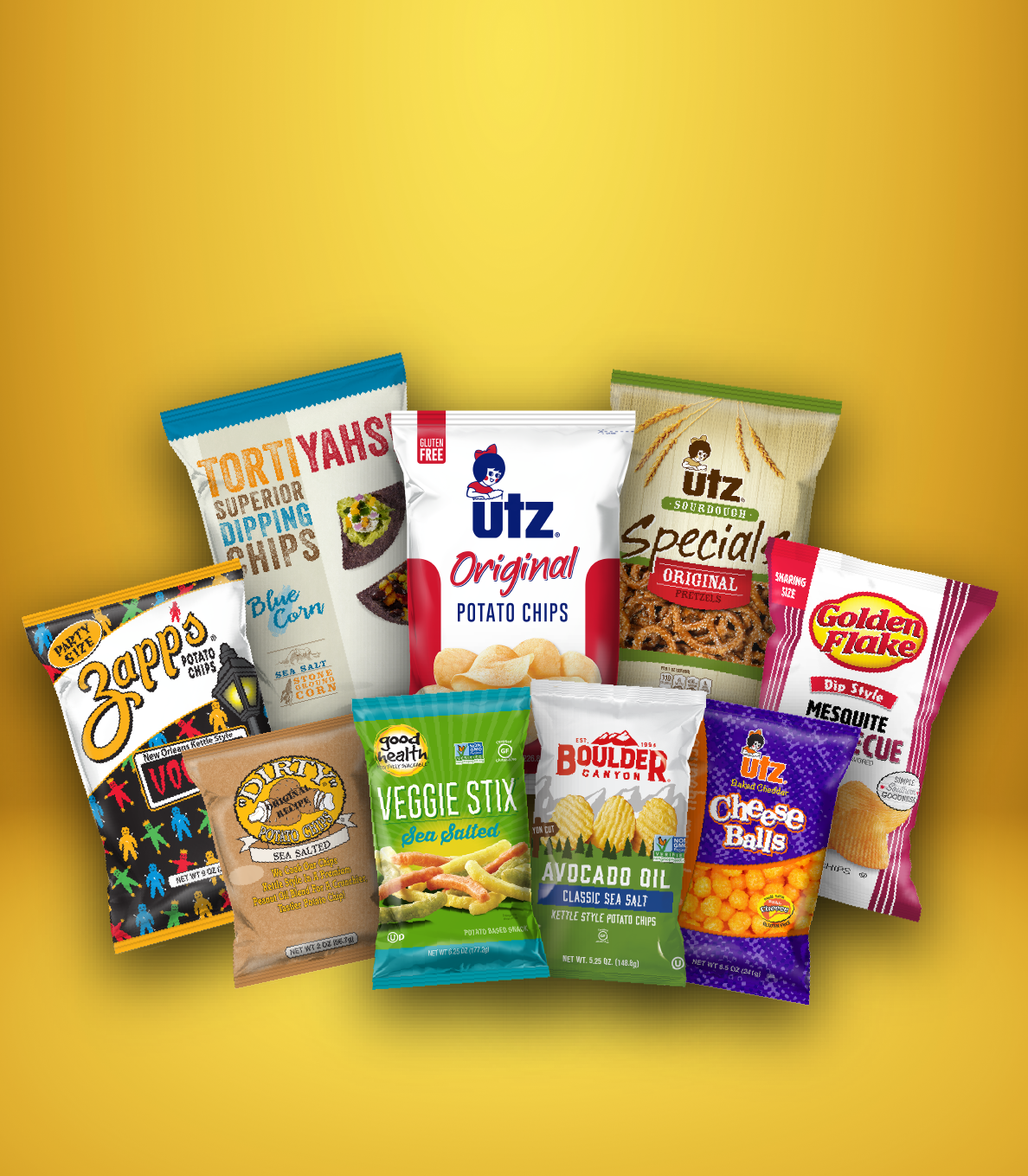 Create Your Custom Snack Variety Pack