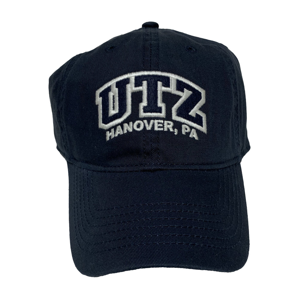 Utz Arched Logo Hat Gear And Novelties Utz Navy