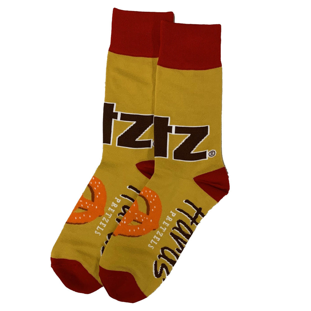 Utz Hard Pretzel Socks Gear And Novelties Utz