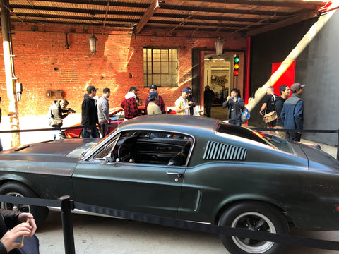 steve mcqueen bullitt movie 1968 mustang