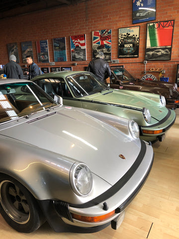 three of magnus walker turbo 930 cars