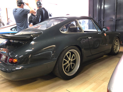 magnus walkers grey 964 porsche