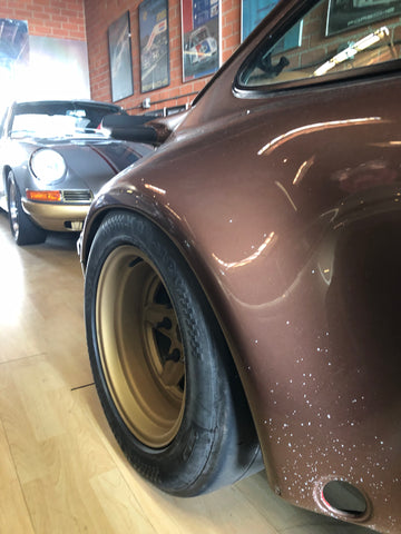 brown magnus walker 930 porsche