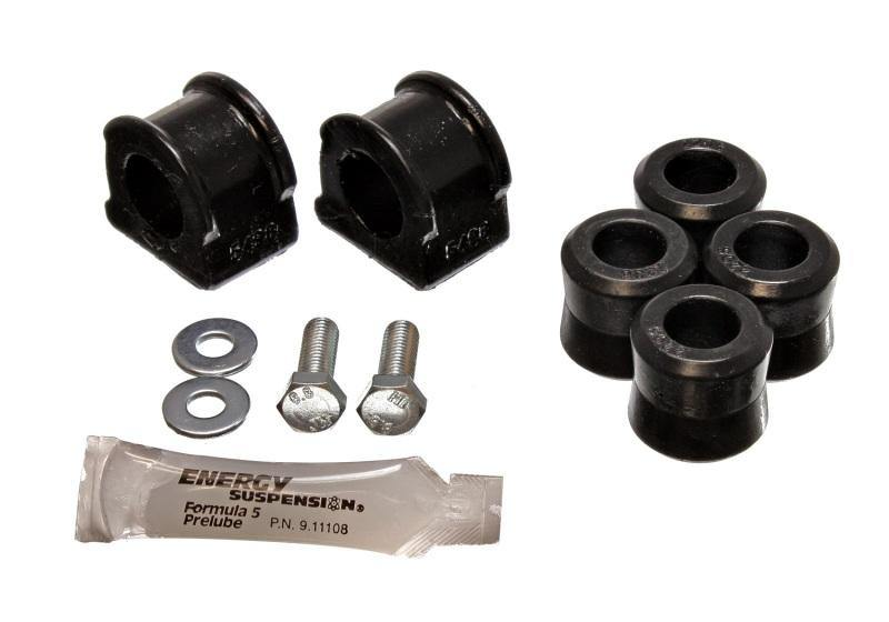Energy Suspension 98-06 VW Beetle (New Version) Black 21mm Front Sway Bar Bushings - MGC Suspensions