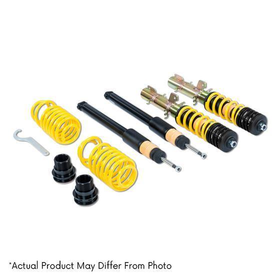 ST X Coilover Kit for 2010-14 Volkswagen Golf TDI MKVI-ST Suspensions-MGC Suspensions