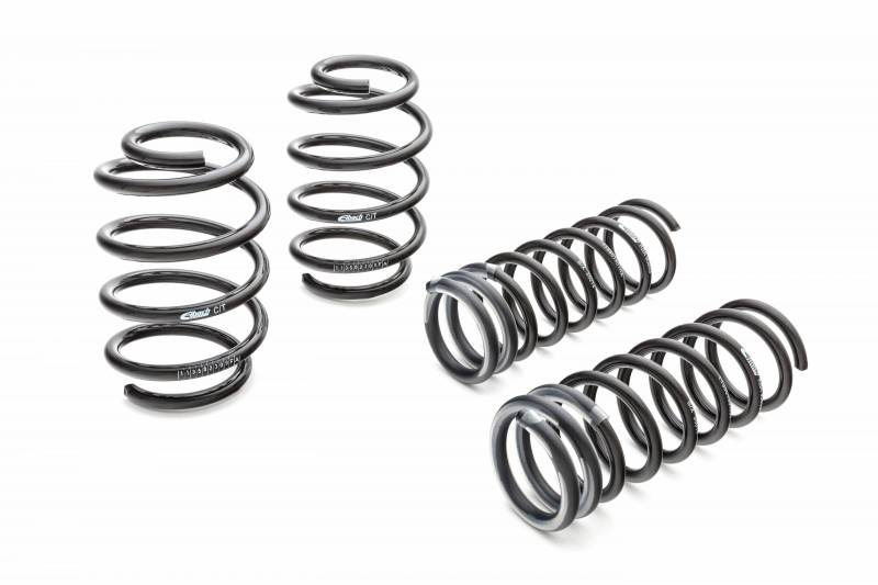 Eibach Lowering Spring Kit for 2009-2016 Audi A4 and A4 Quattro. (15105.14) - MGC Suspensions