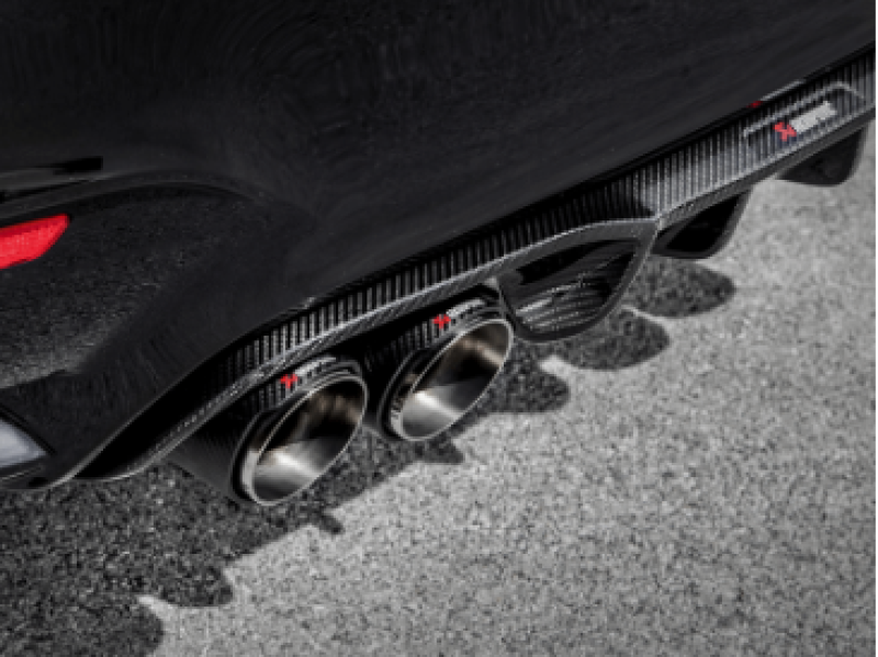 Akrapovic 14-17 BMW M3 (F80) Rear Carbon Fiber Diffuser - High Gloss - MGC Suspensions