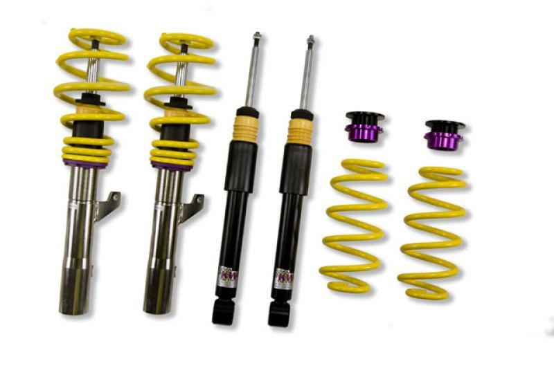 KW Coilover Kit V2 Audi A3 Quattro (8P) all engines w/o electronic dampening control - MGC Suspensions
