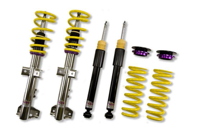 KW Coilover Kit V1 Mercedes E-Class W212 - MGC Suspensions