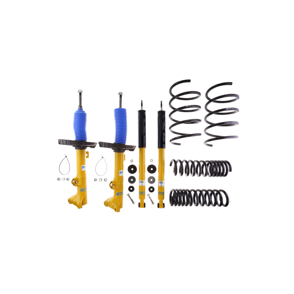 Bilstein B12 Lowering Suspension Kit for 2003-2007 Mercedes-Benz C230. (46-181800) - MGC Suspensions