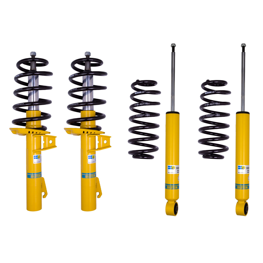 Bilstein B12 Lowering Suspension Kit for 2010-2014 Volkswagen Golf. (46-187956) - MGC Suspensions