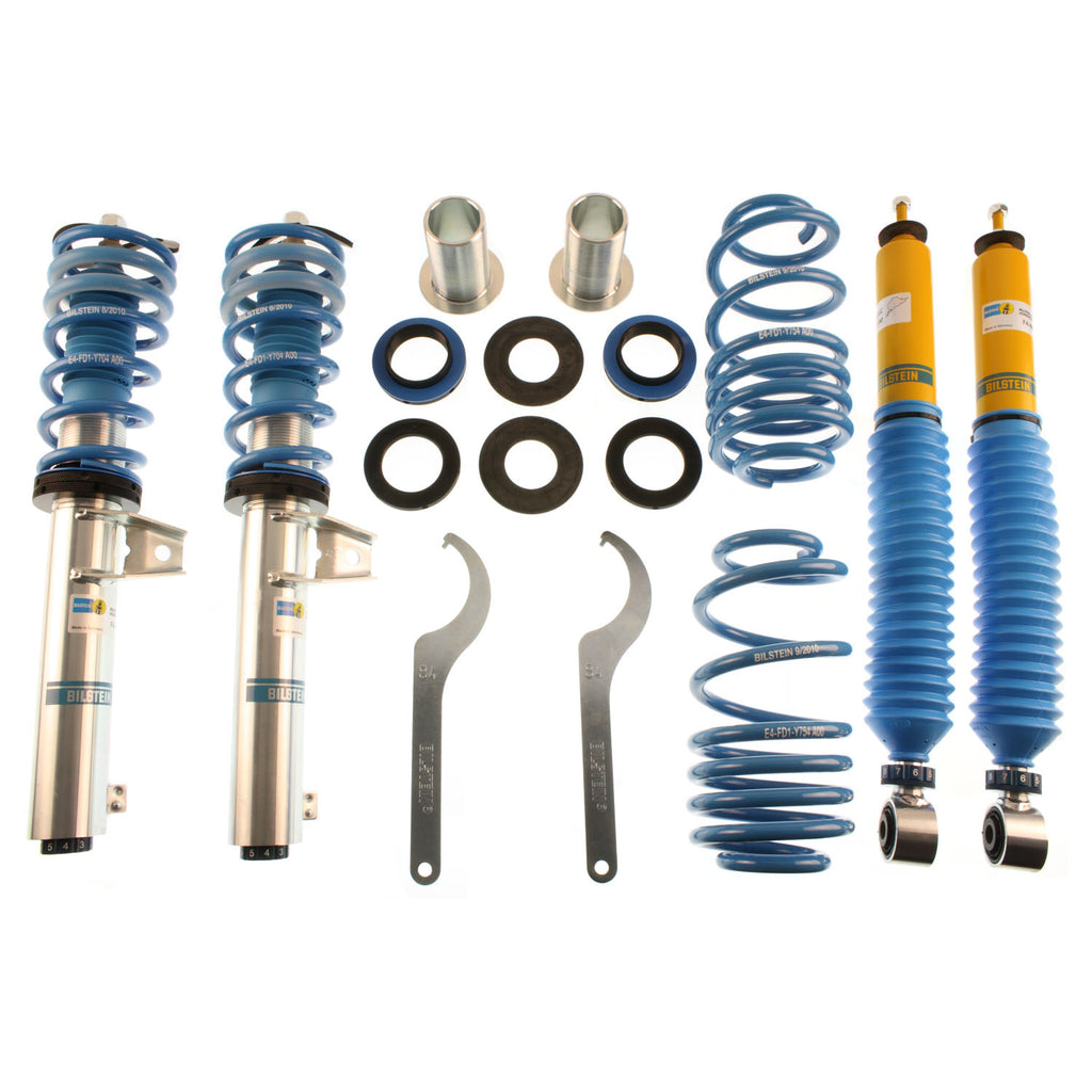 Bilstein PSS10 Coilover Kit for Audi A3 and Volkswagen CC, Passat, GTI, and Jetta (48-135245) - MGC Suspensions