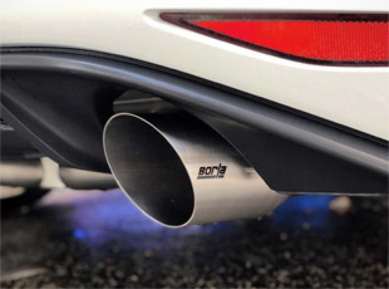 Borla 17-19 Audi A4 Quattro 2.0L AT/MT AWD S-Type Catback Exhaust w/ Stainless Brushed Tip - MGC Suspensions