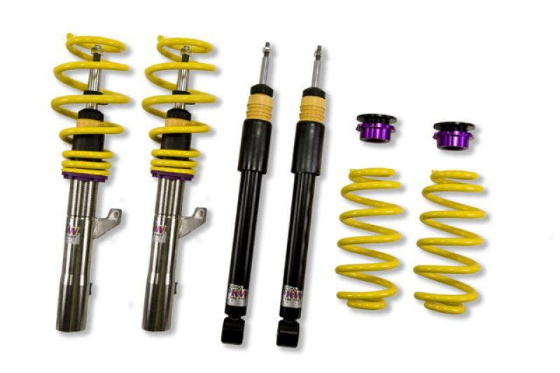 KW Coilover Kit V2 VW Passat (3C/B6/B7) Wagon; 2WD + Syncro 4WD; all engines w/o DCC - MGC Suspensions
