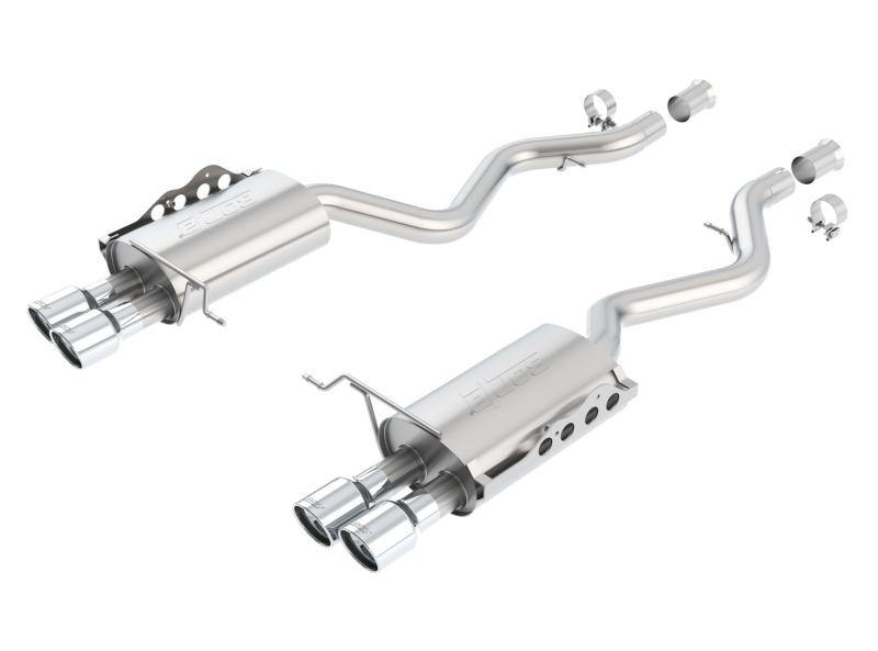 Borla 08-13 BMW M3 Coupe 4.0L V8 RWD Exhaust (rear section only) - MGC Suspensions