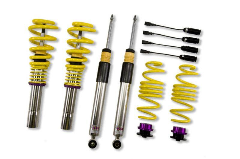 KW Coilover Kit V2 Audi A4 S4 (8K/B8) w/ electronic dampening controlAvant Quattro All - MGC Suspensions