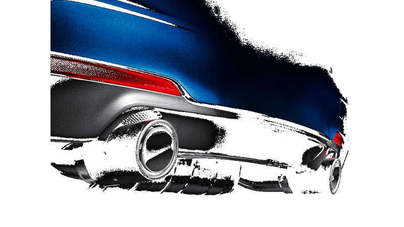 Akrapovic 2012-15 BMW 335i (F30 F31) Evolution Line Stainless Steel Cat Back Exhaust System with Carbon Tips and Link Pipe - MGC Suspensions
