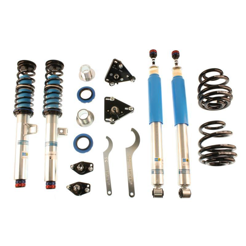 Bilstein Clubsport 01-06 BMW M3 L6 3.2L Front & Rear Perf Suspension System - MGC Suspensions