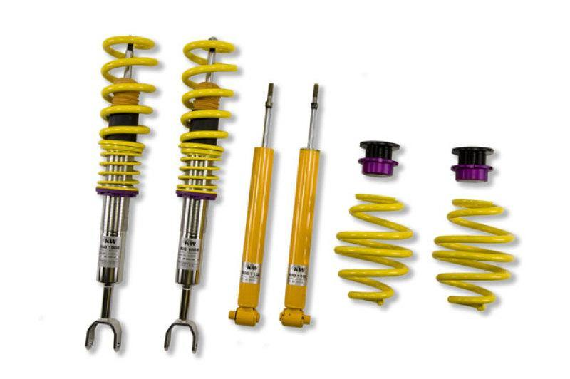 KW Coilover Kit V2 Audi A6 (C5/4B) Sedan + Avant; FWD; all engines - MGC Suspensions