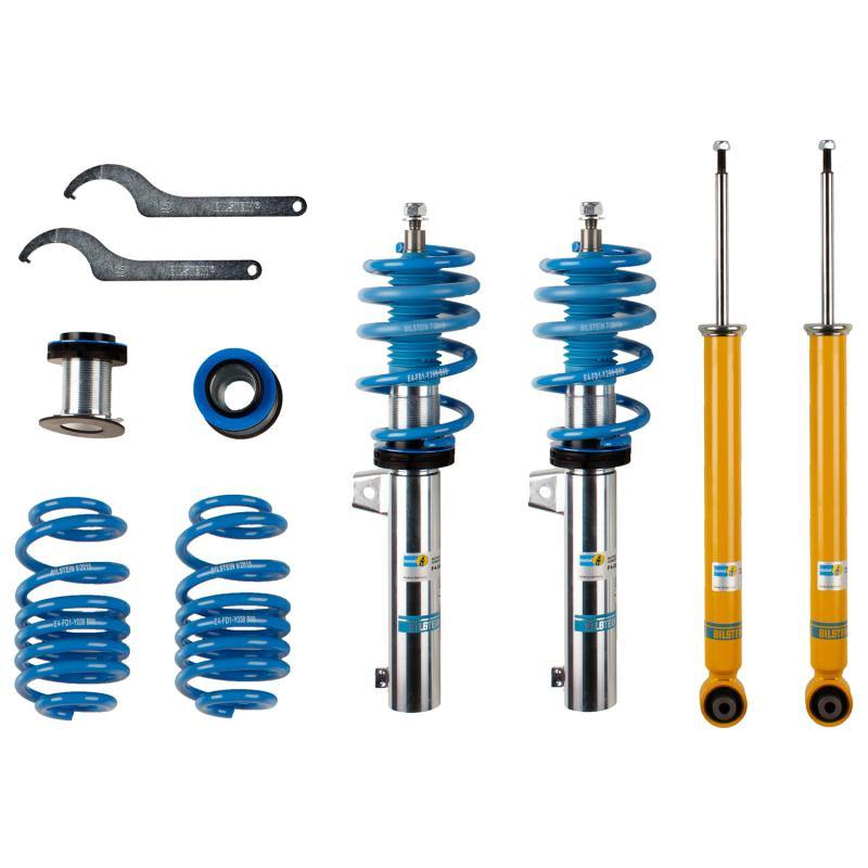 Bilstein B14 (PSS) 2016 Audi TT Quattro Height Adjustable Coilover Kit - MGC Suspensions