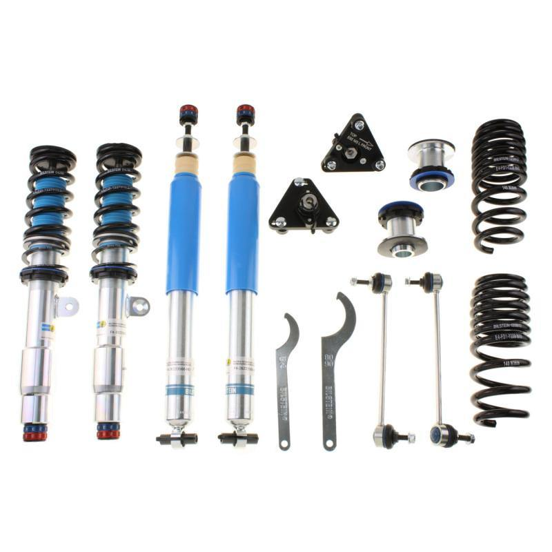 Bilstein Clubsport 08-13 BMW M3 V8 4.0L Front & Rear Performance Suspension System - MGC Suspensions