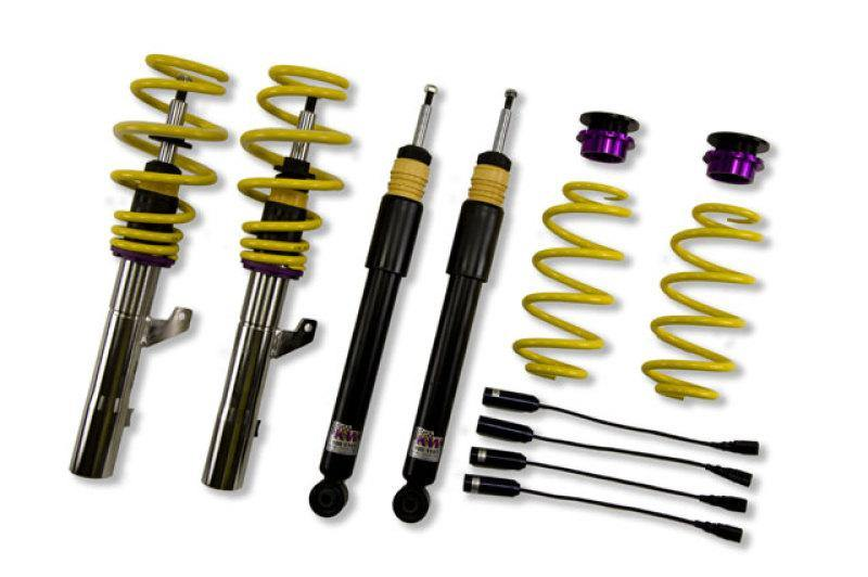 KW Coilover Kit V1 VW Golf VI (2+4-Door all gas engines incl. GTI) w/ DCC - MGC Suspensions