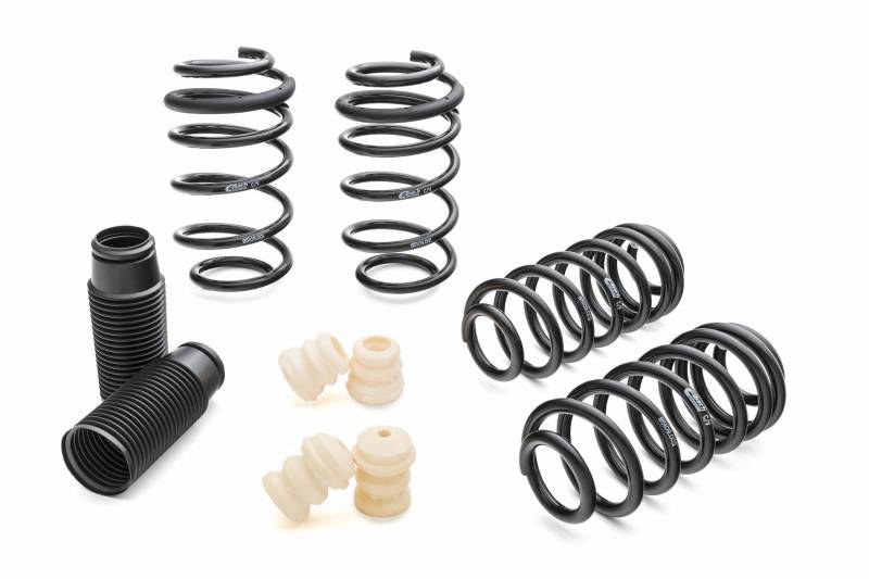 Eibach Lowering Spring Kit for 2010-2014 GTI and 2012-2018 Jetta. (85109.14) - MGC Suspensions