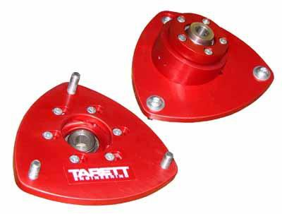 Tarett Front Monoball Camber Plates Kit- 996/997 C4 or TT - MGC suspensions