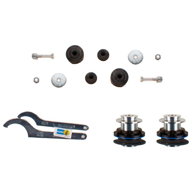Bilstein B14 2002 Mercedes-Benz C230 Kompressor Height Adjustable Coilover Kit - MGC Suspensions