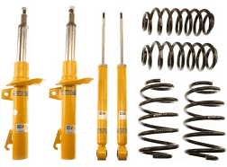 Bilstein 13-17 Porsche 911 Carrera 3.4L/3.8L Front and Rear B12 Pro-Kit Suspension Kit - MGC Suspensions