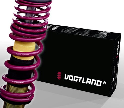 Vogtland Height Adjustable Coilover Kit for 2006-2013 Audi A3 3.2 Quattro (968304) - MGC Suspensions
