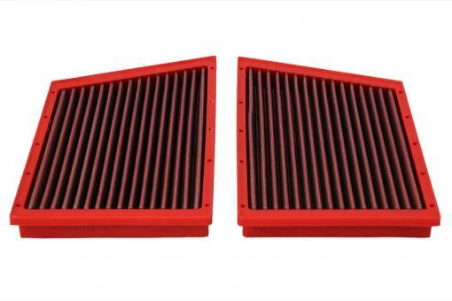 Porsche 992 Carrera BMC High Flow Air Filters - MGC Suspensions