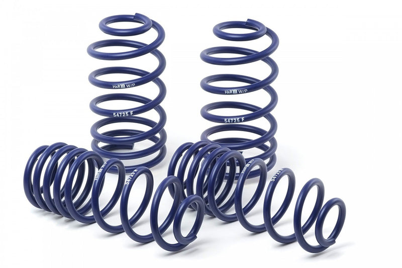 H&R Sport Spring Kit for 1992-95 BMW 325i and 1996-98 328i E36 (29929-1) - MGC Suspensions